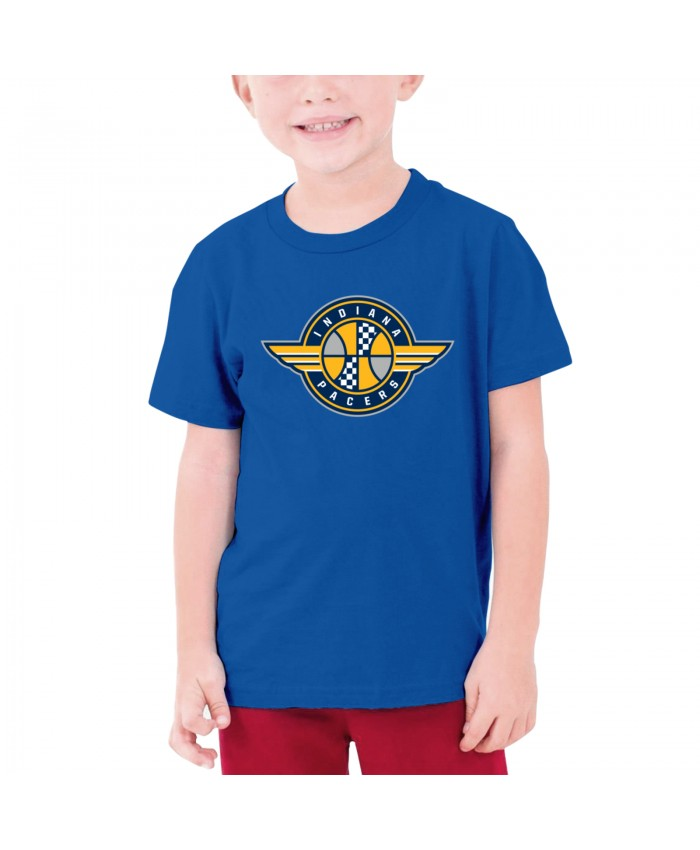 Rose Indiana Pacers Teenage T-shirt Indiana Pacers IND Blue